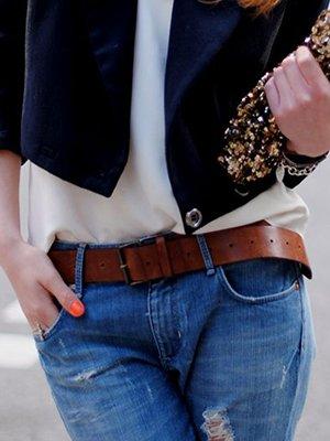 Чоловічі і жіночі ремені від виробника JK Belts 08b5bfdc274a5